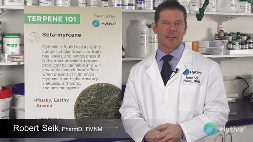 Myrcene : Know Your Terpenes