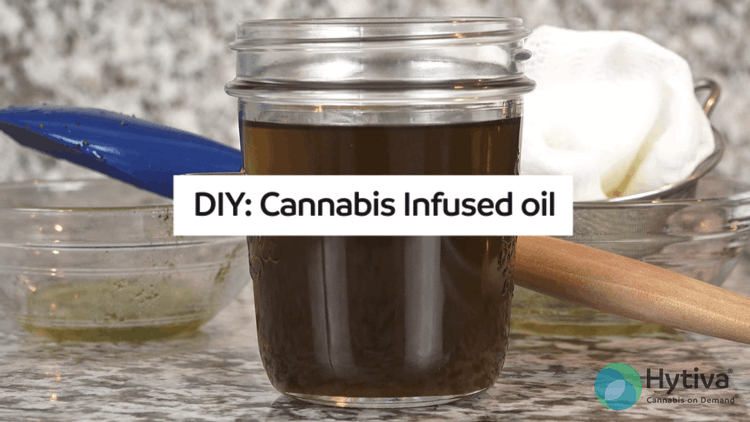 DIY: Cannabis Infused Olive Oil