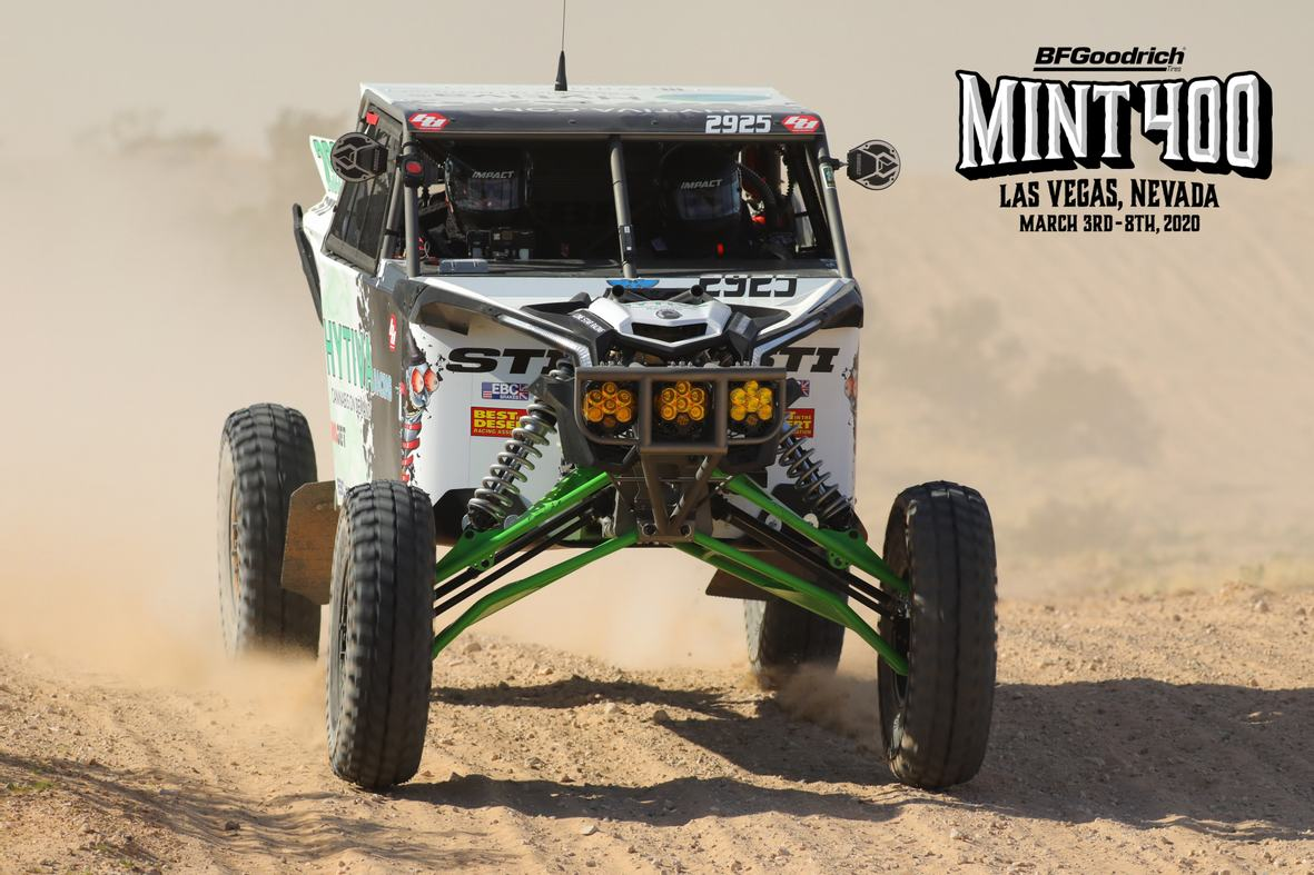 Mint 400 - Hytiva Header Graphic