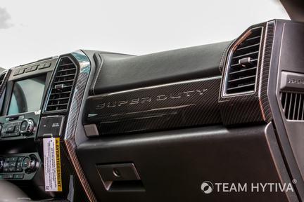 Interior Passenger Dash
