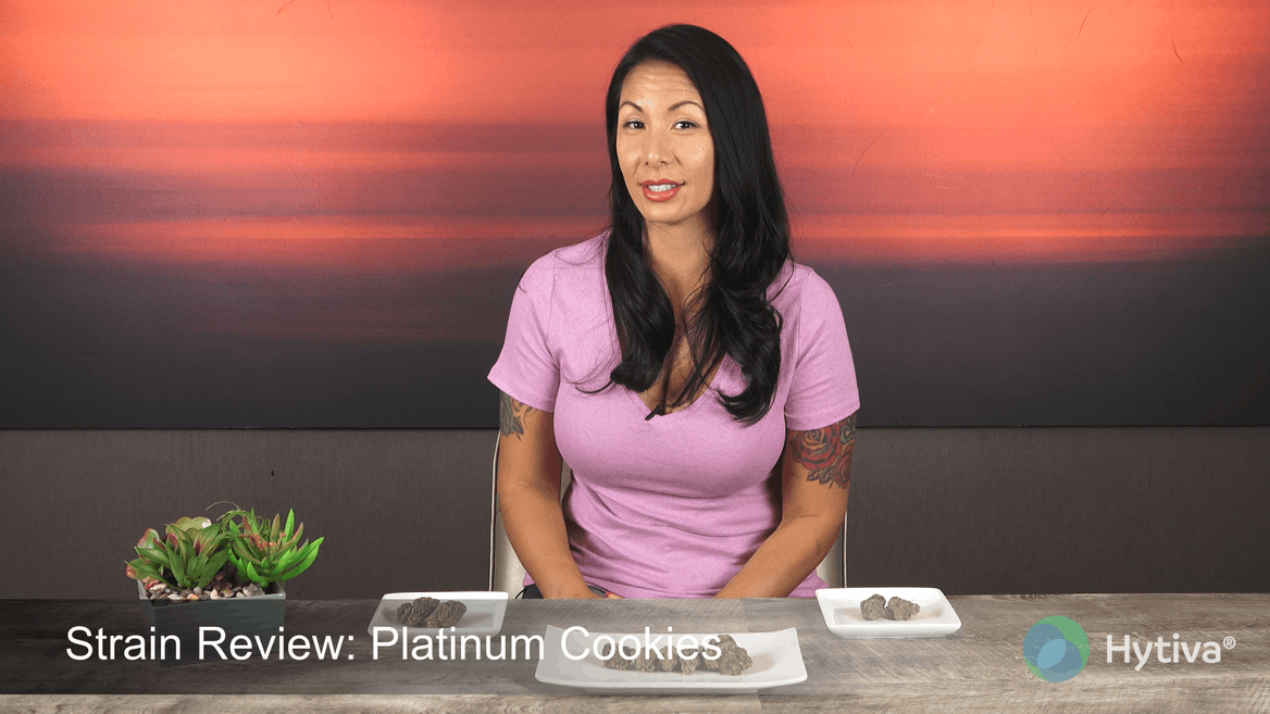Strain review video: Platinum GSC