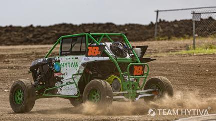 Team Hytiva UTV On Track
