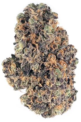Purple Cotton - Indica Cannabis Strain