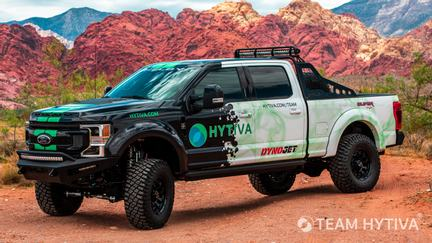 2021 Shelby F-250 Super Baja at Red Rock