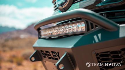 Front Bumper LED Light Bar
