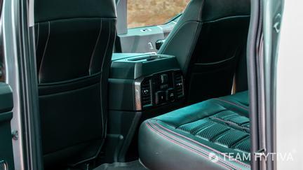 Rear Seating Area In Super Baja