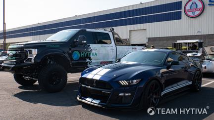 F-250 Shelby Super Baja and Shelby GT500