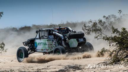 Team Hytiva® San Felipe Race