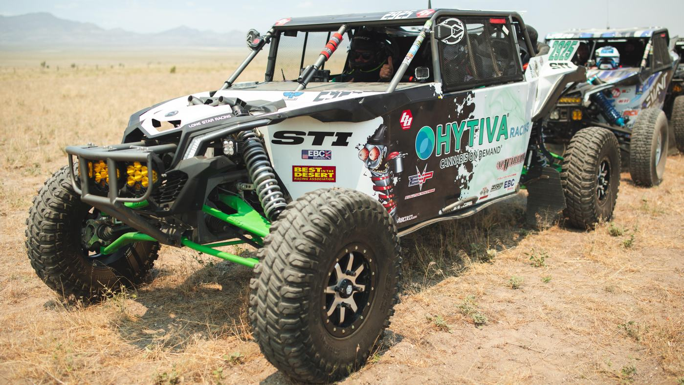 Best in the Desert: King Shocks Laughlin Desert Classic - Hytiva Header Graphic