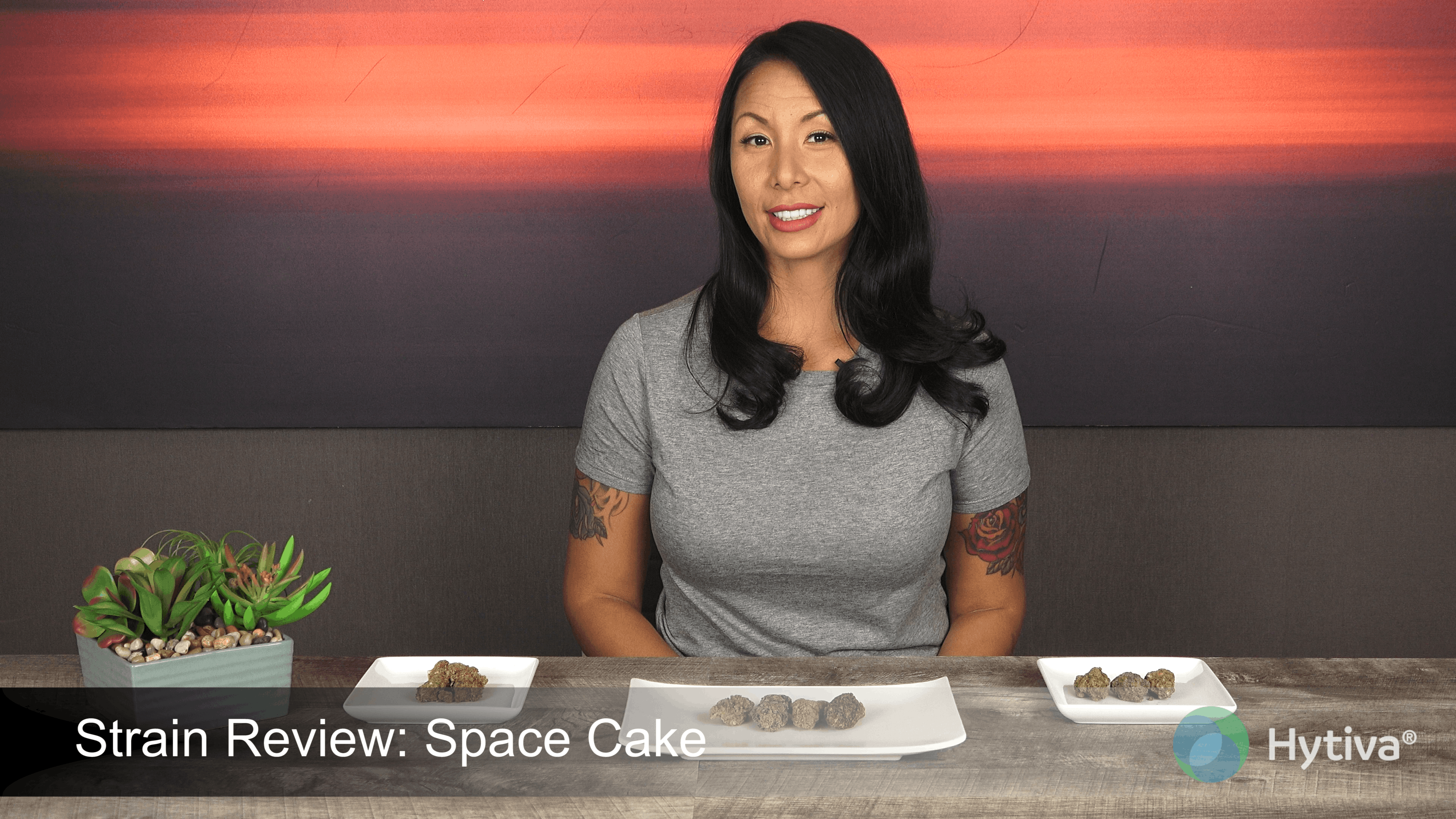 Strain Review : Space Cake