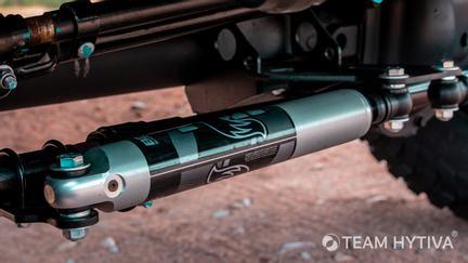 FOX Dual Steering Stabilizer Shock