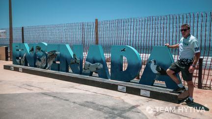 Stephan Bonnar in Ensenada