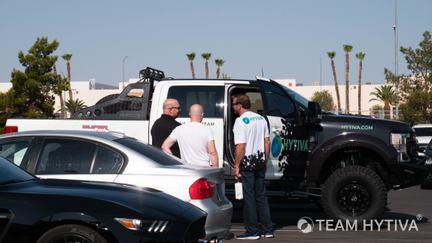 Team Hytiva Stephan Bonnar Talking about Shelby Super Baja