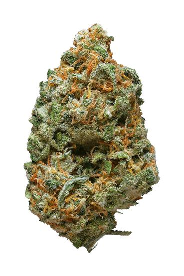 Super Green Crack - Sativa Cannabis Strain