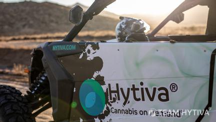 Team Hytiva Canam UTV