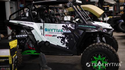 Team Hytiva 2016 Polaris Razor XPT