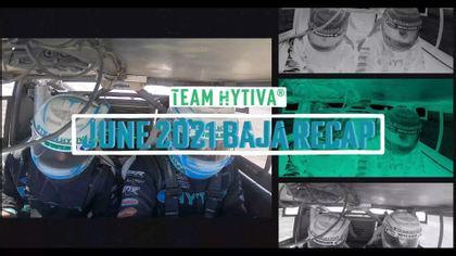 Team Hytiva® Baja Mexico Trip