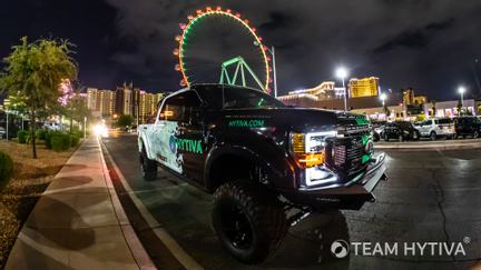 Super Baja on Street in front of The LINQ