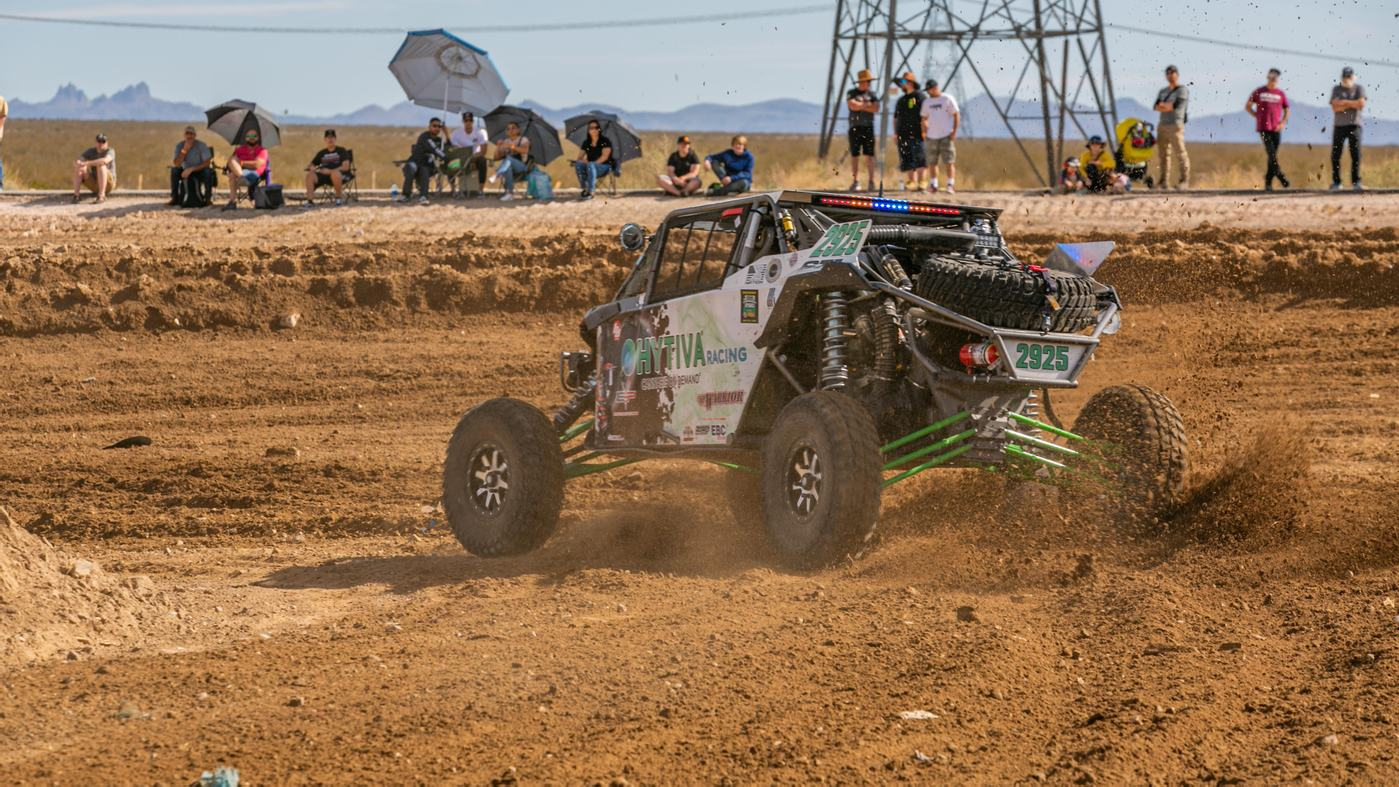 The Mint 400 - Hytiva Header Graphic