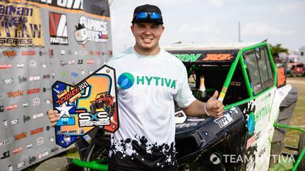 Team Hytiva Shawn Saxton Trophy