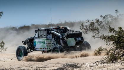 Team Hytiva® takes home 3rd place in San Felipe Baja Mexico