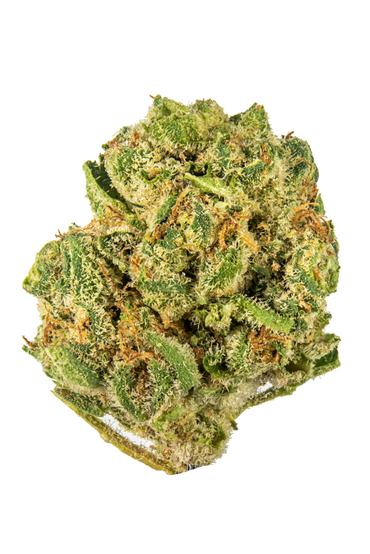 The White Star - Indica Cannabis Strain