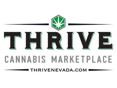 Thrive - Vegas Strip Logo