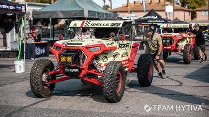 Wells Racing Polaris RZR UTV's