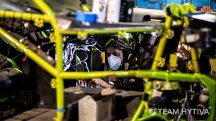 Marc Burnett UTV Cage Wiring